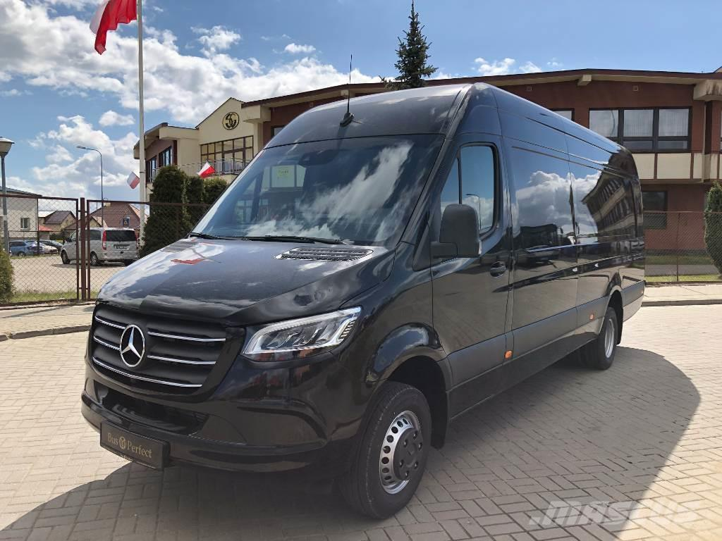 Mercedes-Benz Sprinter 519 CDI - Mini bus, Price: £66,991 ...
