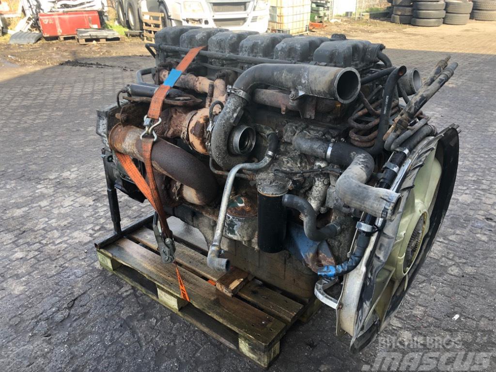 Scania Motor DT1202 / 470 HK - EURO 3 - HPI