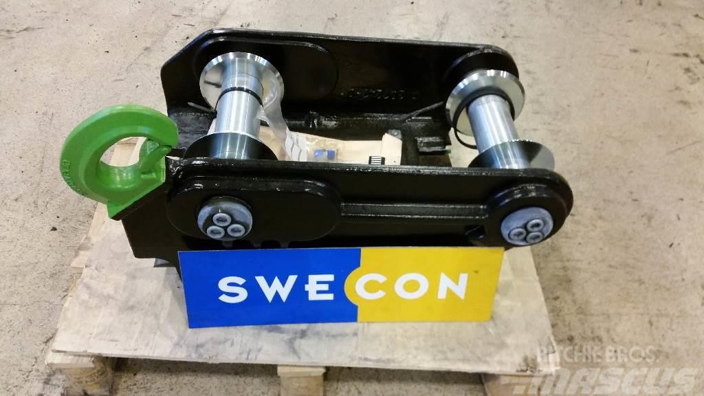 [Other] Snabbfäste Steelwrist S60, säkerhetslåsning