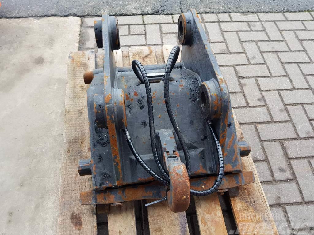 Eurosteel Excavator Quick Coupler - HCW2, CW30
