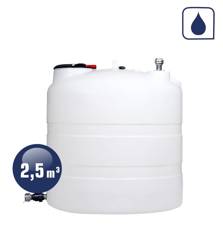 Swimer Tank Water 2500 Eco-line Basic Jednopłaszczowy