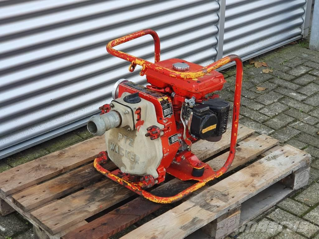 Wacker Neuson WATERPUMPS PT2