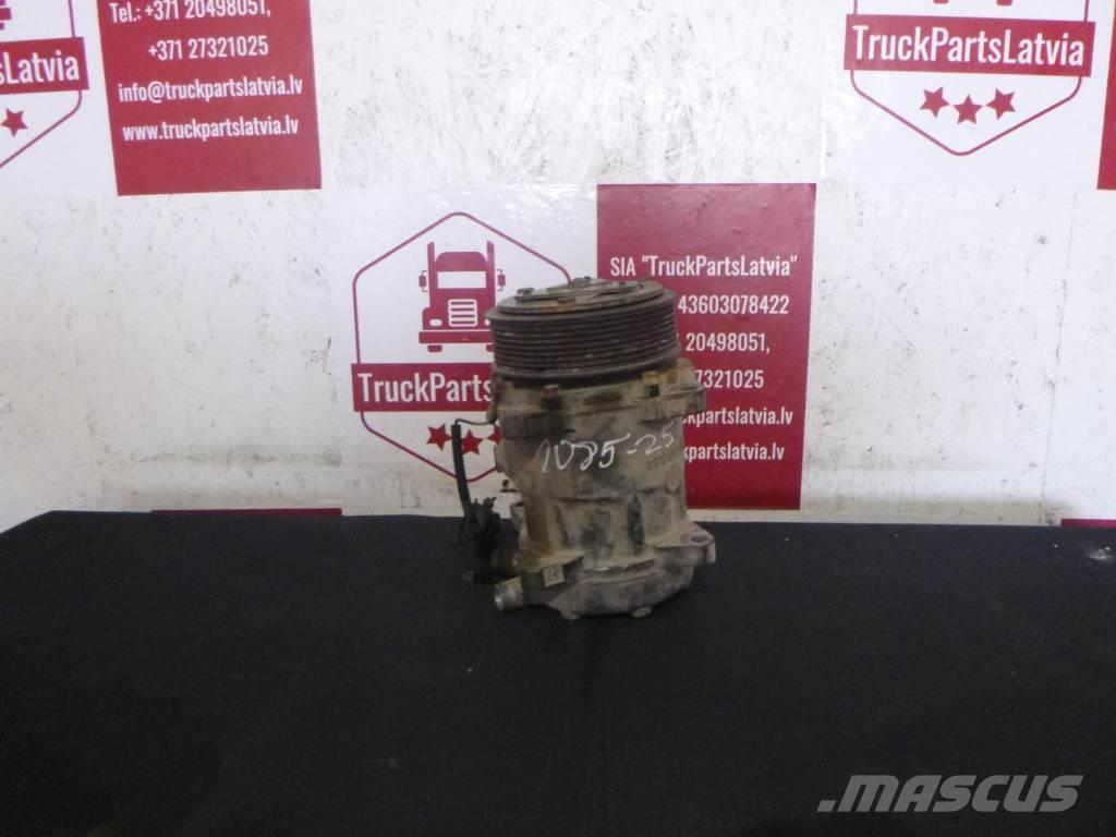 MAN TGX Air conditioning compressor SD7H15