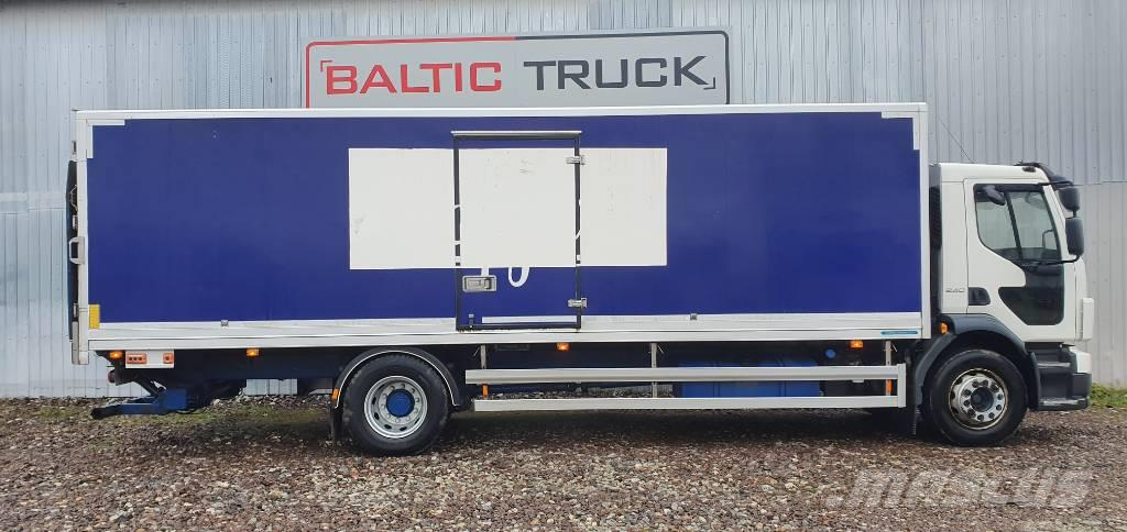 Volvo FL240, 4x2 FRIDGE BOX + LIFT