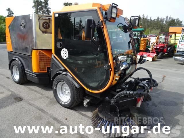 Nilfisk Cityranger JungoJet Allrad 2m³ Kehrmaschine 5418