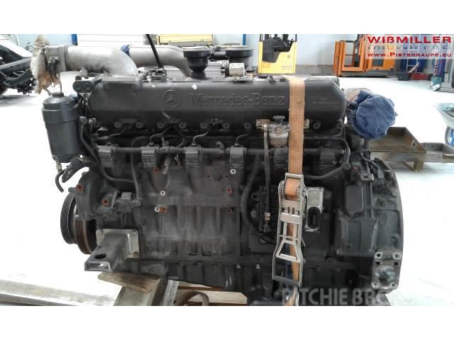 Mercedes-Benz OM 460, Diesel Engine, Diesel Motor