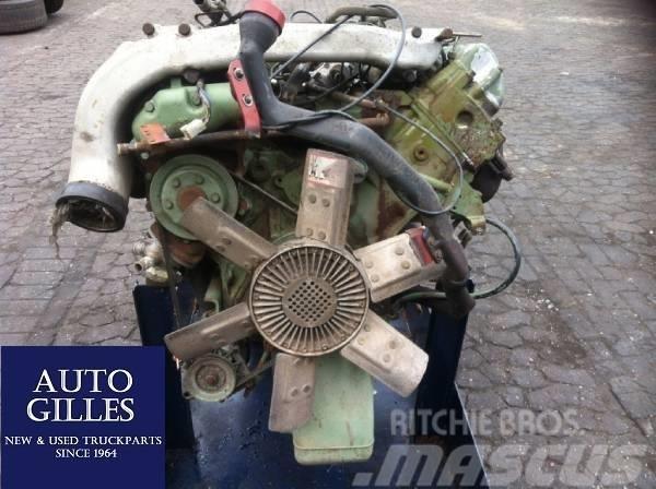 Mercedes-Benz OM421 / OM 421 Motor