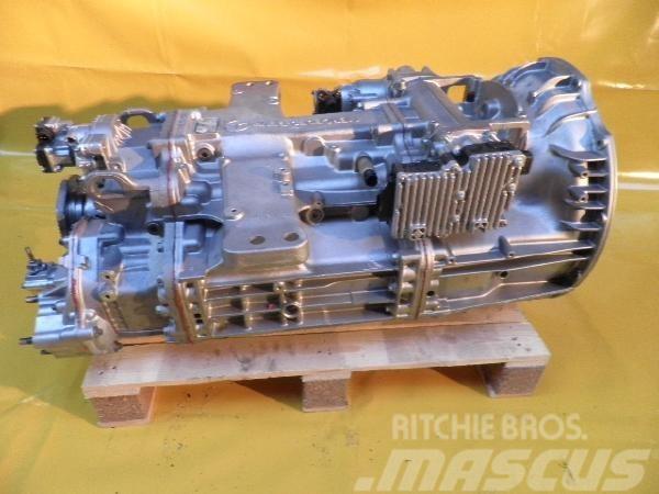 Mercedes-Benz Actros G211-16 / G 231-16 EPS3 Retarder vorber.