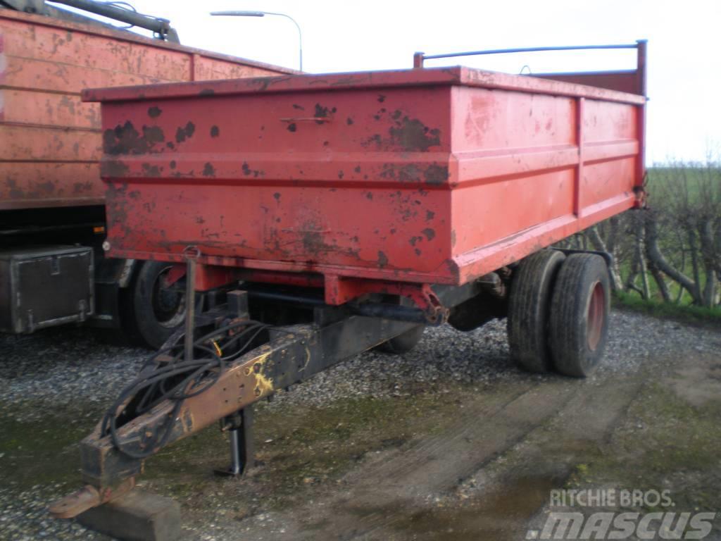 [Other] Lastvogn Ombygget til tipvogn