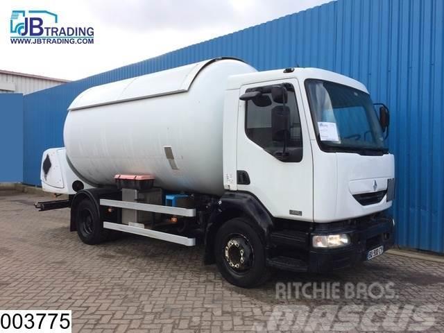 Renault Midlum 220 17006 liter LPG gas tank 25 Bar, Telma