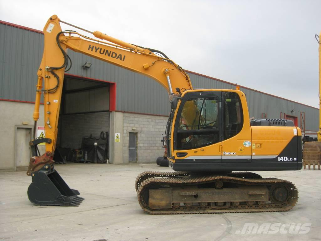 Hyundai 140LC-9