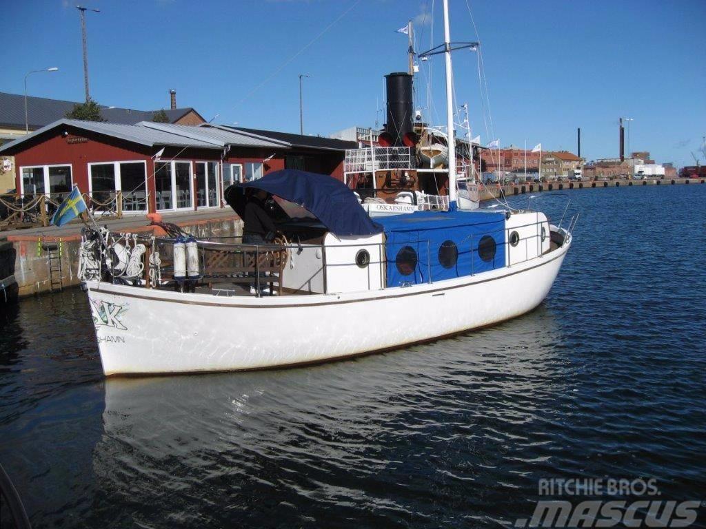 [Other] Charterbåt Kanalbåt