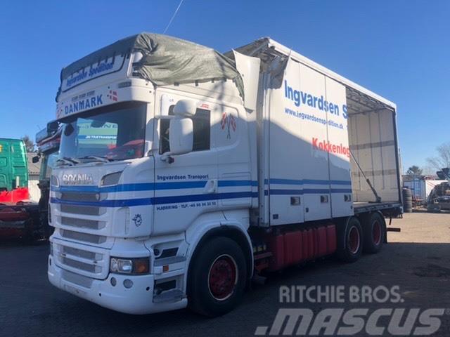 Scania R730 / 6X2 / EURO 5