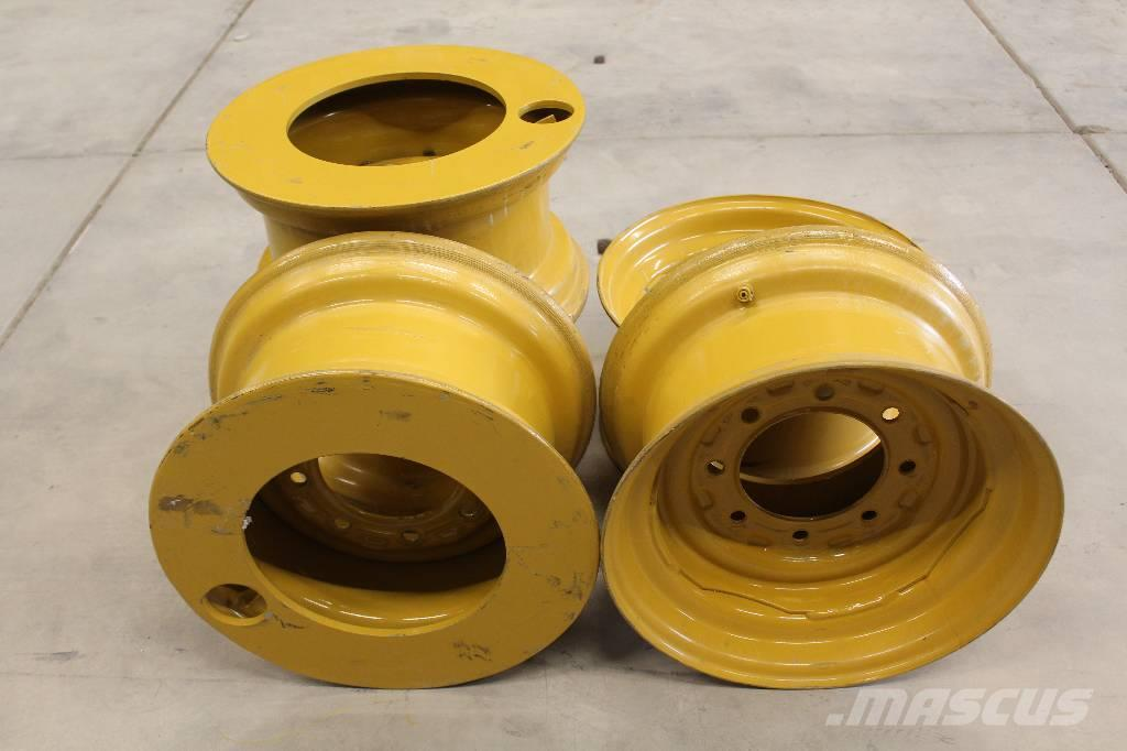 Caterpillar Rims