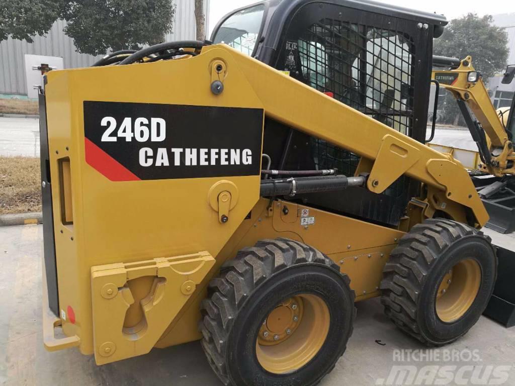 Cathefeng 246D  Skid Steer Loader  2018