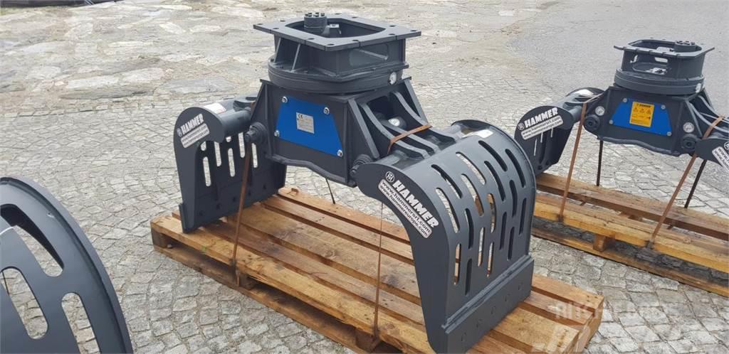 Hammer GRP450 Abbruch- & Sortiergreifer