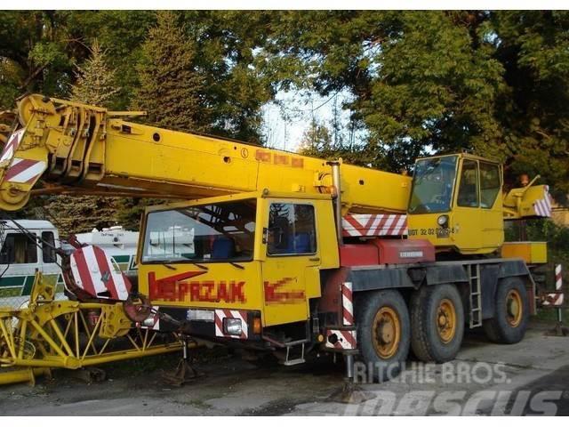 Liebherr LTM 1040 40T