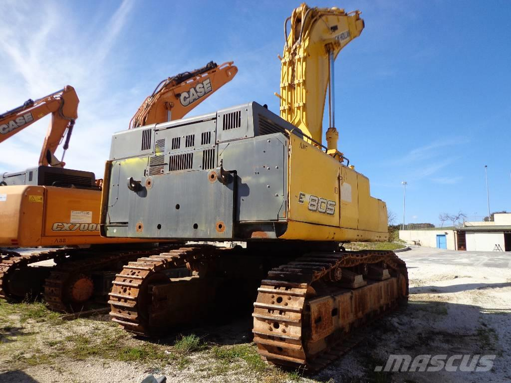 New Holland E 805