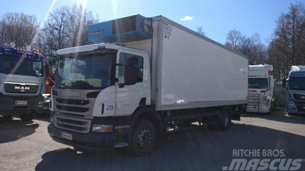 Scania P 250 4X2, FRC-kori + PL