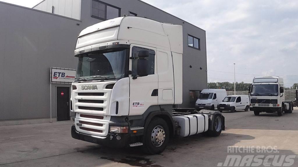 Scania R420 Topline (GOOD CONDITION)