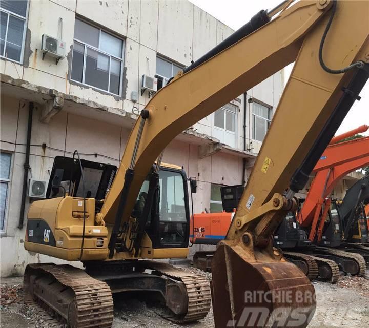 Caterpillar used classic excavator 320 D