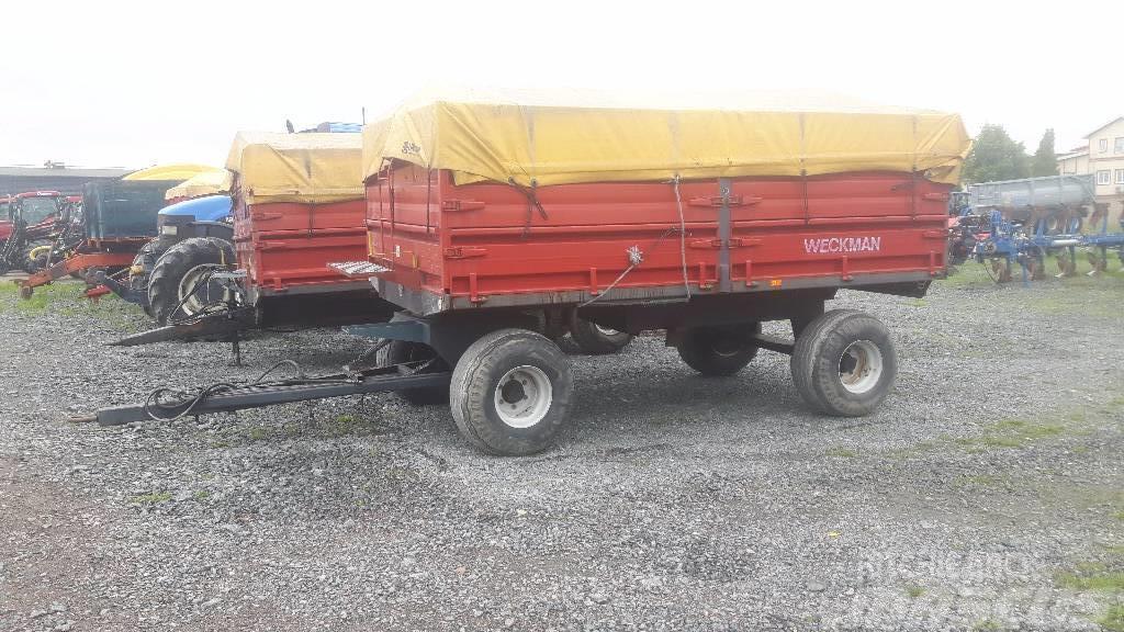 [Other] Weckmann 8,5T Spannmålsvagn