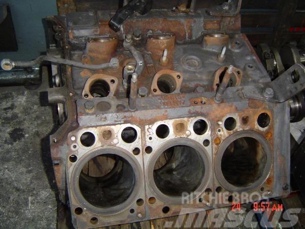 Mercedes-Benz Actros Engine block
