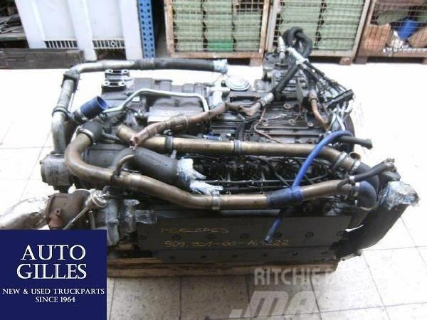 Mercedes-Benz Citaro OM906HLA / OM 906 HLA