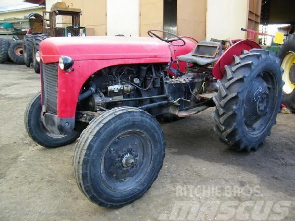 Massey Ferguson Ciągnik rolniczy FERGUSON TE F