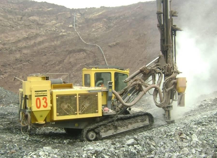 Atlas Copco PowerROC T45 -12