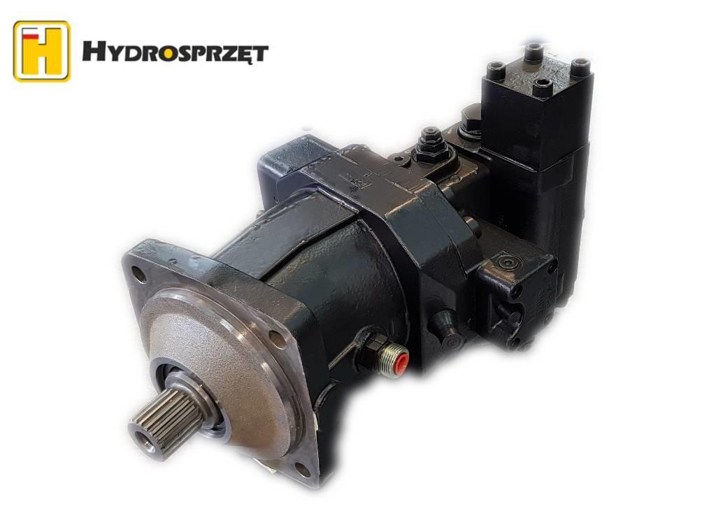 Rexroth Silnik A6VM140HA1TA, REXROTH MOTOR A6VM140
