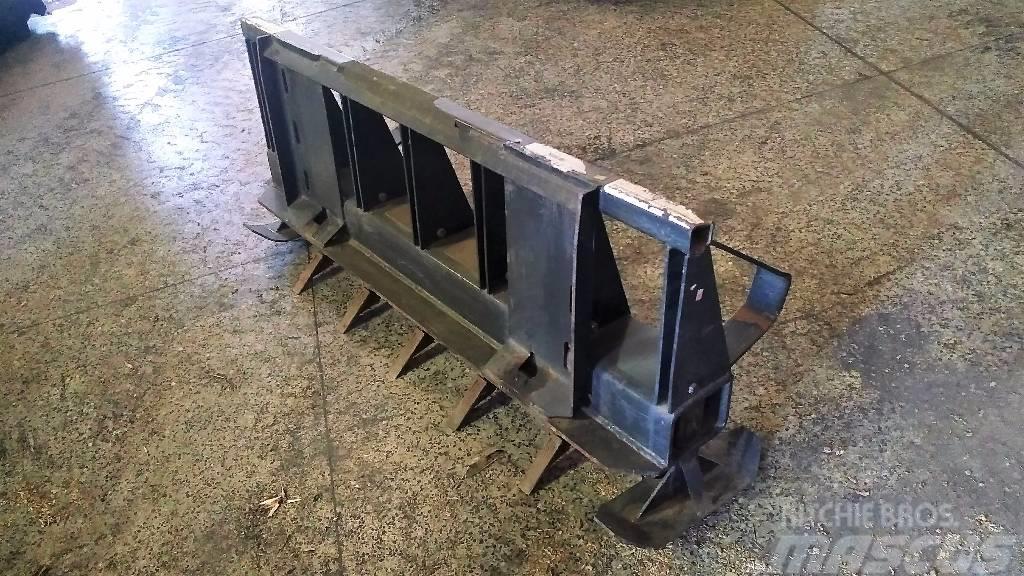 Bobcat Front mount scarifier