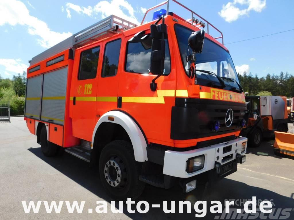 Mercedes-Benz 1224 AF LF16/12 4x4 Ziegler-Aufbau Feuerwehr