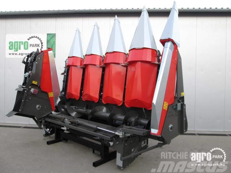 [Other] Tecnomais NEW 6 row foldable corn header, Stalk ch