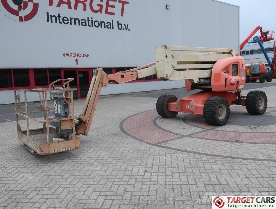 JLG 510AJ Articulated 4x4 Diesel Boom Work Lift 1781cm