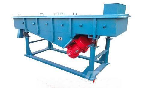 [Other] Hambition linear vibrating screen DZS series