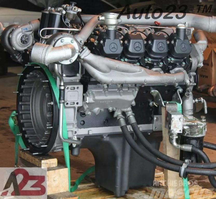 [Other] Naprawa Silnika V8 V6 Setra Mercedes Benz OM402 OM