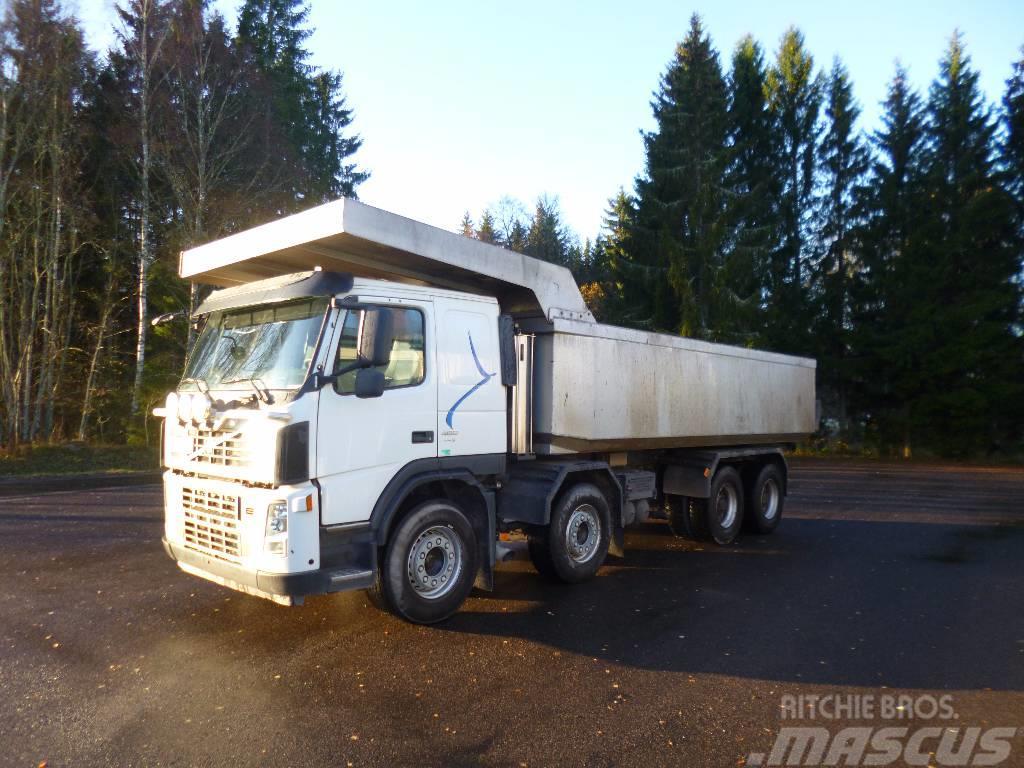 Volvo EURO5 Fm13 8x4