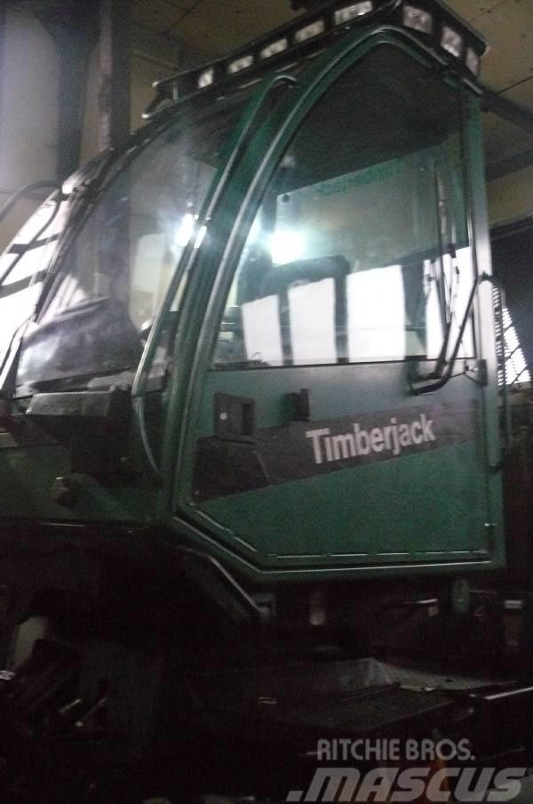 Timberjack 1070D