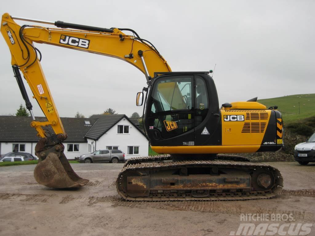 JCB JS 160 LC