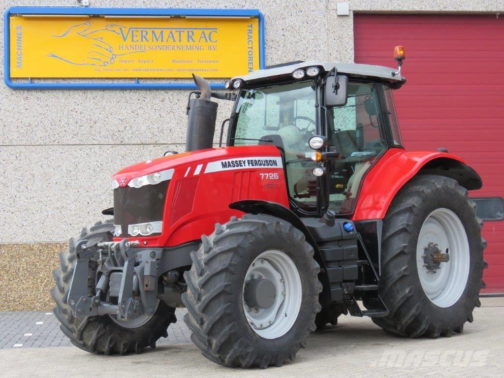 New Holland 7726