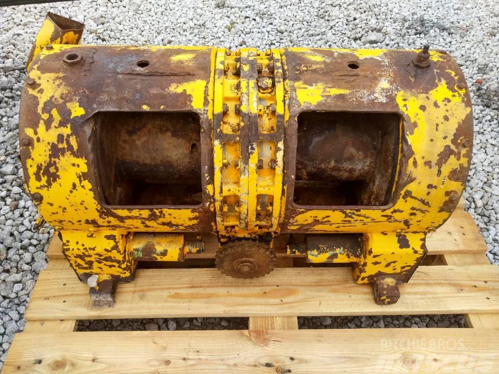 Glogger DLW-2M55 winch