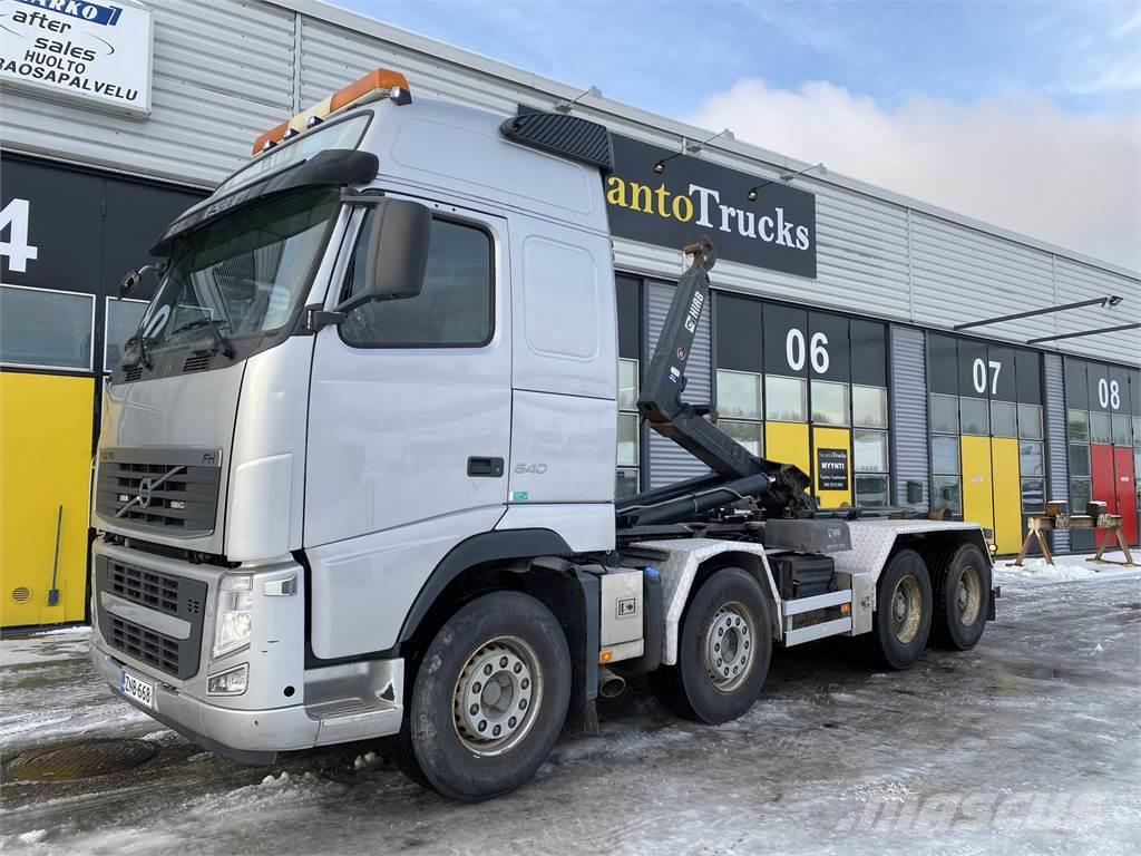 Volvo FH540 8x4