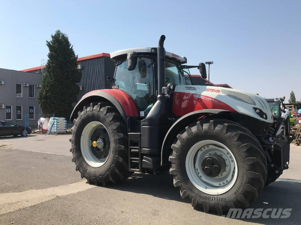 Steyr Terrus CVT 6300  Tractors, Year of manufacture