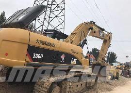 Caterpillar 336D Excavator **Year 2015**