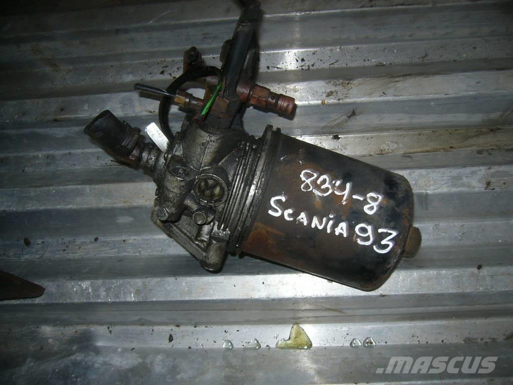 Scania 93 air dehumidifier