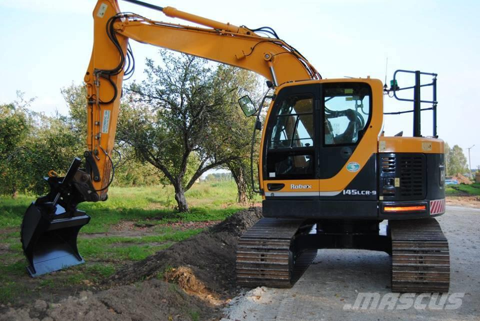 Hyundai Robex 145 LCR-9