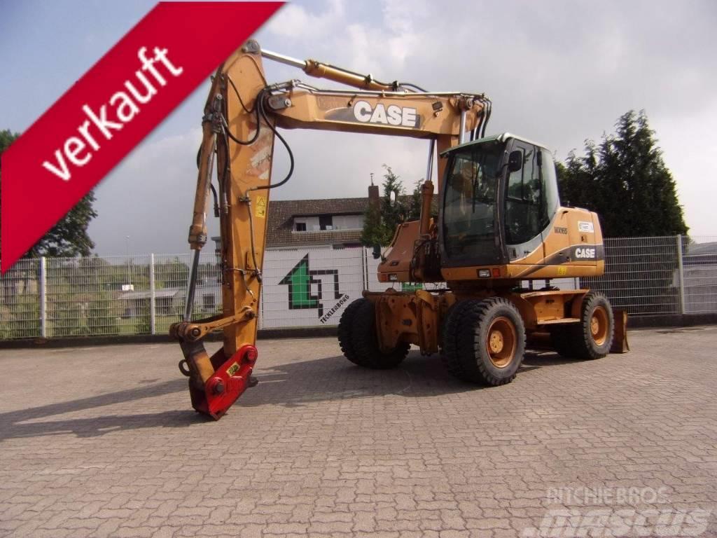 CNH CASE WX 165  ( O&K - New Holland )
