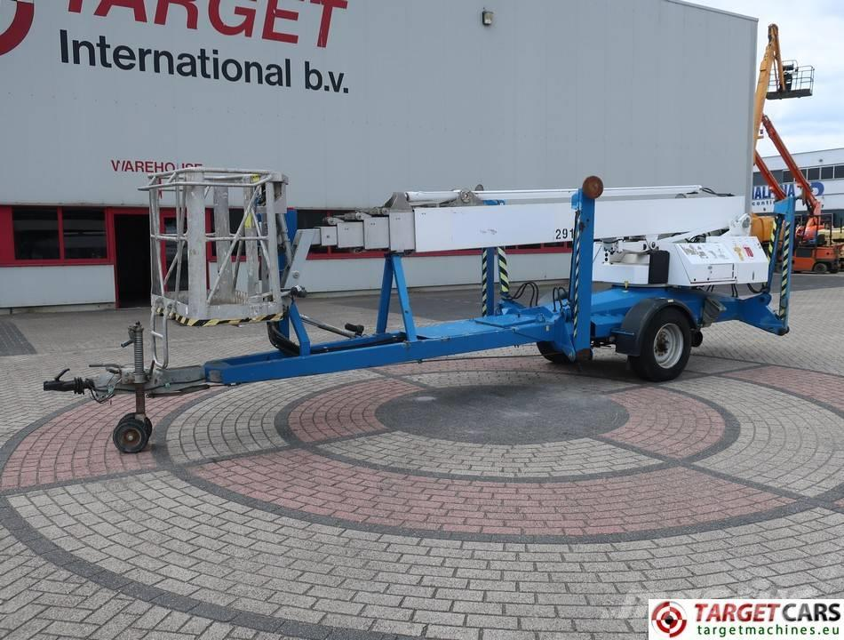 Denka-Lift DL25 Telescopic Towable Boom Work Lift 2530cm