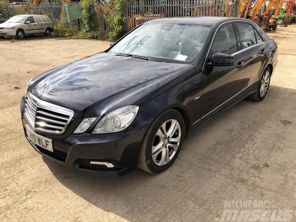 Mercedes-Benz E350 CDI